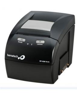 Impressora Fiscal Bematech MP-4200 FI, Corte Guilhotina, Conexao 1 USB 2.0 Device, 1 USB 2.0 Host e Ethernet 10/100 - 101011100